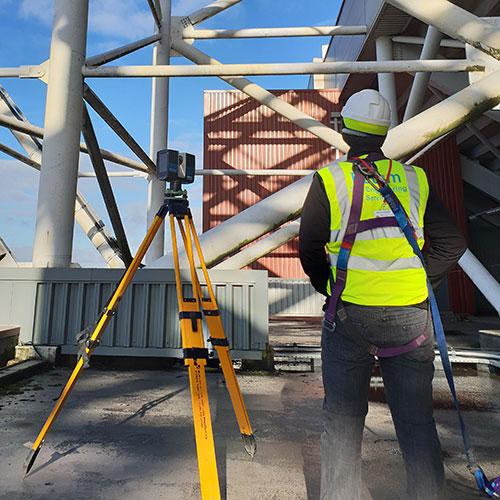 Measuring Building Surveying