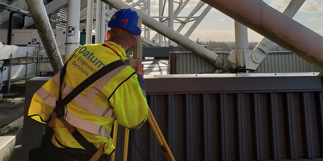 Measuring Building Surveying